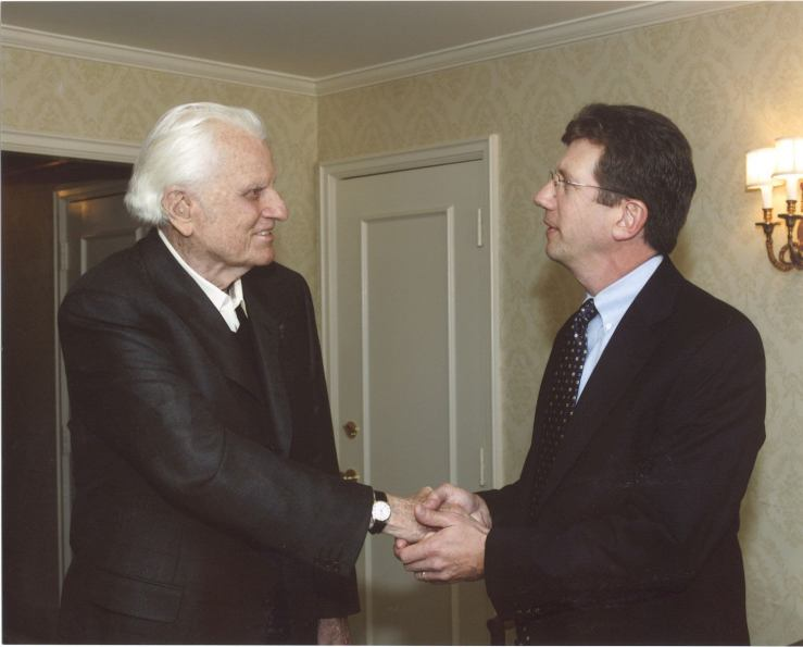 Doug & Billy Graham