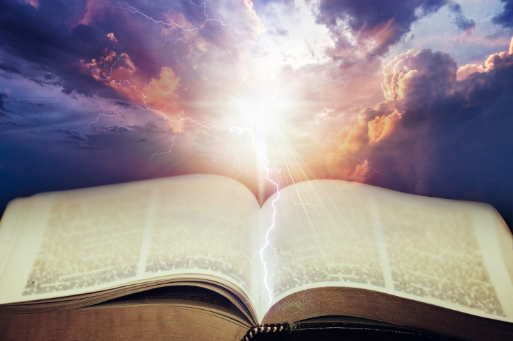Bible with Dramatic Sky_Imagination_shutterstock_660389860
