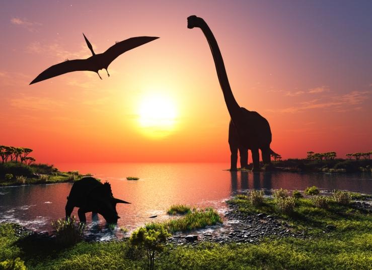 Dinosaur shutterstock_1496411390