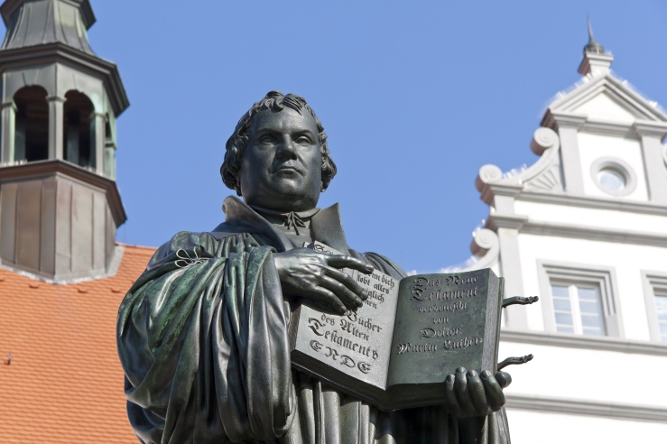 Luther shutterstock_223567285