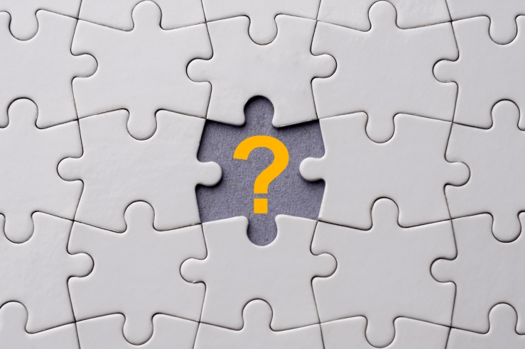 Question Mark Puzzle shutterstock_1578593254